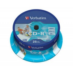Verbatim cd-r printable 1/50